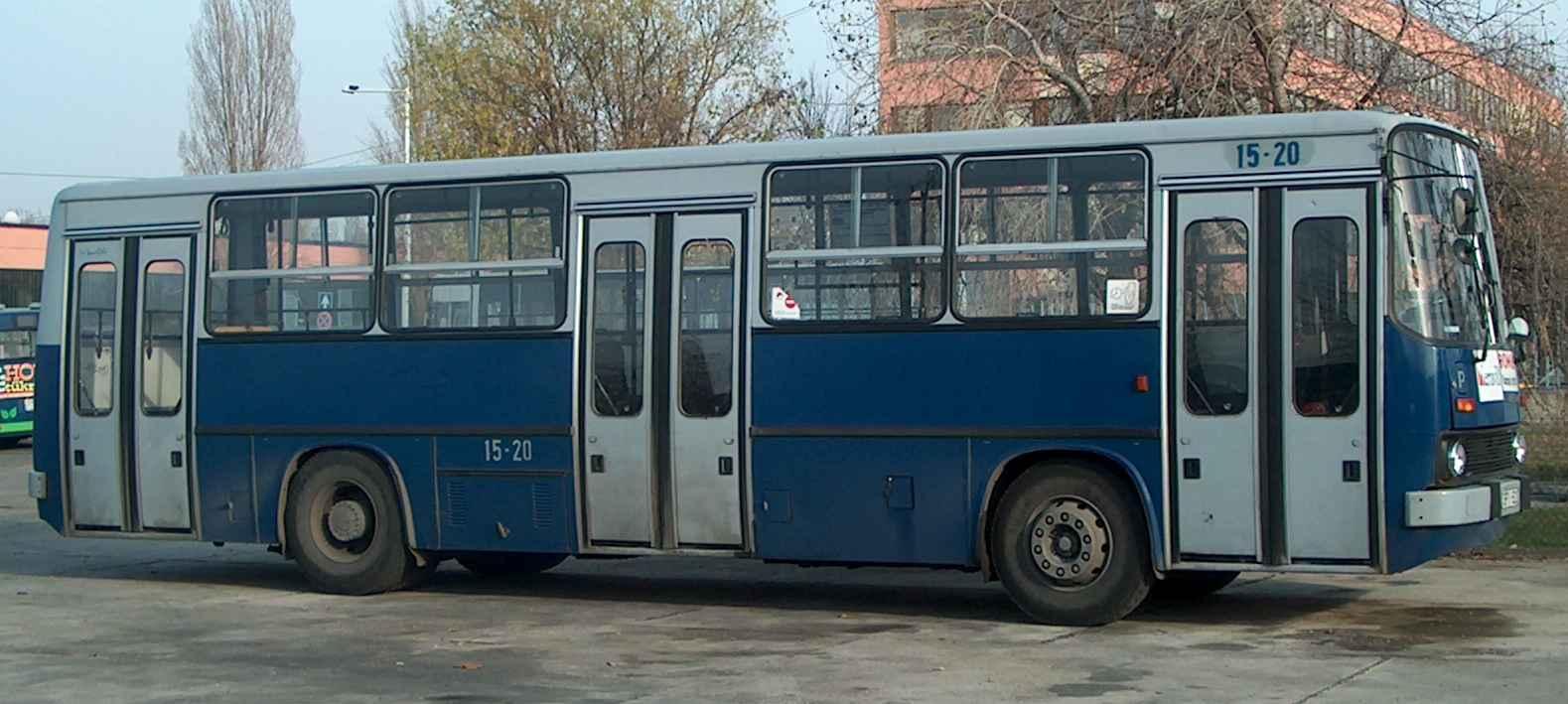 Ikarus 260 for Ikarus